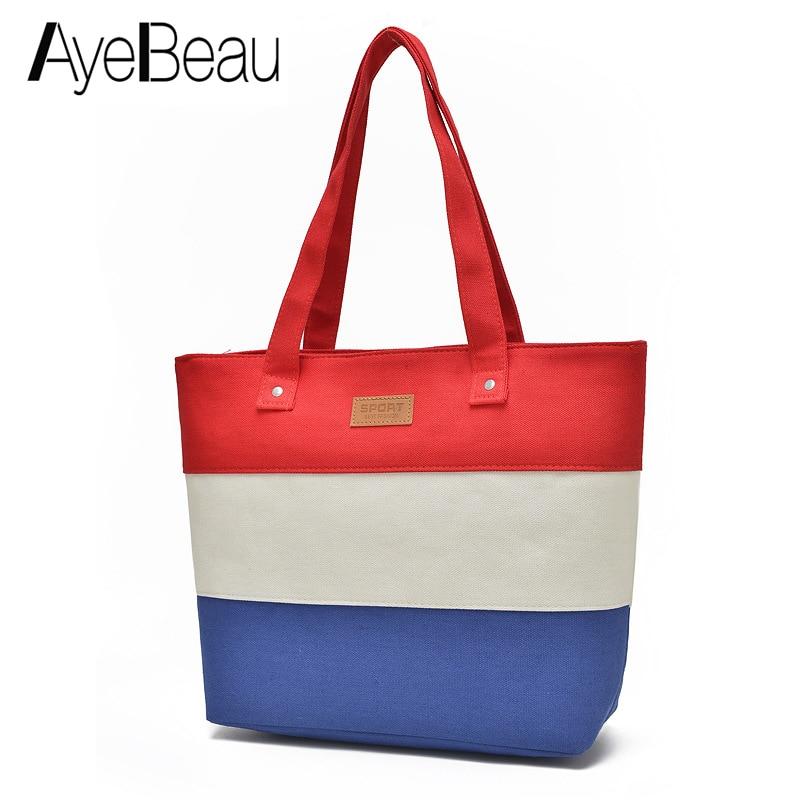 Shopper Large Summer For Lady Canta Canvas Big Beach Hand Shoulder Women Messenger Tote Bag Female Handbag Sale Sac A Main Femme