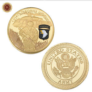 top 10 largest custom military challenge coins brands