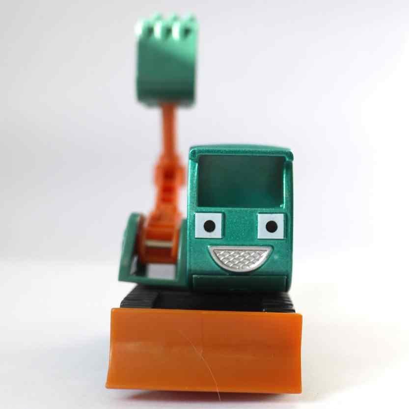 D915 뜨거운 판매 어린이 장난감 밥 빌더 엔지니어 합금 장난감 자동차 트럭 모델 선물 (Reid) 그래버