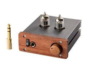 Image 2 - Douk áudio mini single ended classe a 6j1 tubo fone de ouvido amplificador de áudio estéreo de alta fidelidade pré amplificador