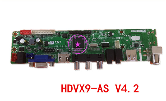 Brand New Original HDVX9-AS TV Universal Driver Board TV Set