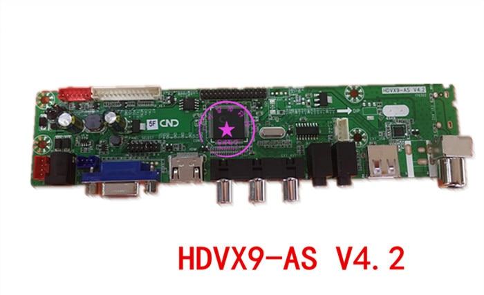 Brand New Original HDVX9-AS TV Universal Driver Board TV Set