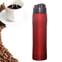 350ML Portable Coffee Maker French Hand Press Cafeteira Espresso Stainless Coffee Machine Insulation Coffee Pot Percolator