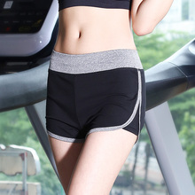Yoga Shorts Women Sports Fitness Workout Run Slimming Beach Hiking Female Running Ladies Gym Cycling Sport Short Free Shipping