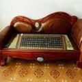 100% Good Jade! Natural Jade Heat Mattress Tourmaline Mat Home Health Care Mat Good Sleep Mat AC220V Size150x50cm Free shipping