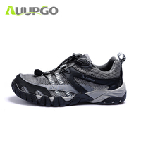 2016 Outdoor Breathable Hiking Shoes Men Women Lightweight Trekking Shoes Men Walking Climbing Shoes Anti Skid
