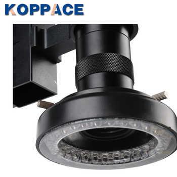 KOPPACE Mobile Phone Maintenance Microscope,21 Million Pixel,HDMI HD Microscope Camera,LED Ring Light,100X,Industrial Microscope