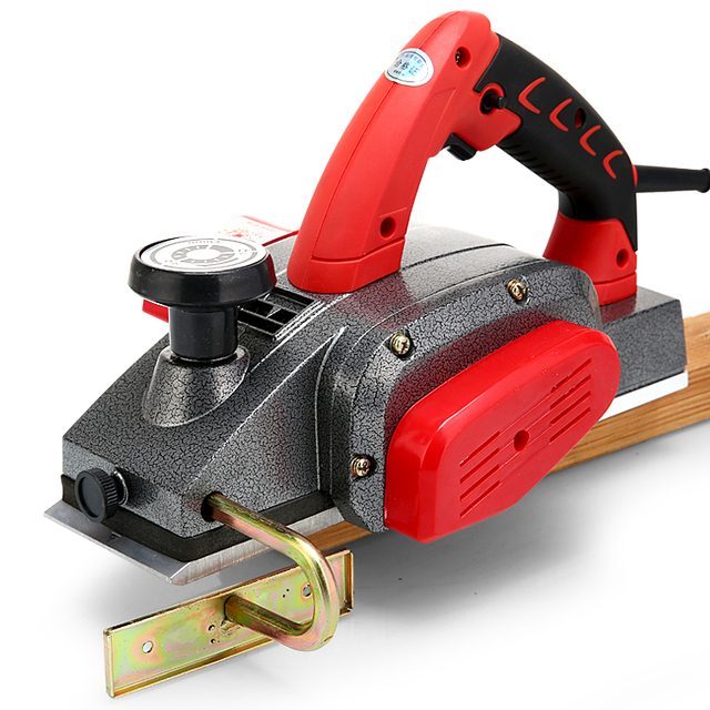 Portable Woodworking Electric Planer Hand Shaper Diy Tools Furniture Home Decoration 220v