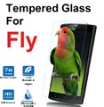 High Clear Explosion-proof Front LCD Tempered Glass Film For Gionee V182/Fly IQ4403 Energie 3 Screen Protector Pelicula de vidro