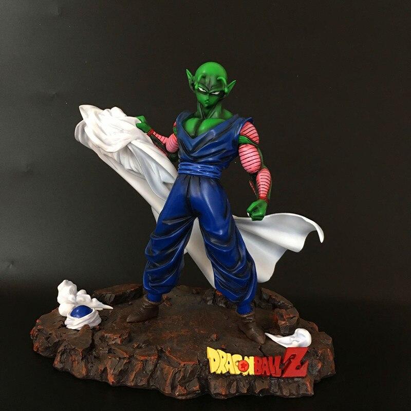 Dragon Ball Bick cape Piccolo grand diable flûte GK Statue résine figurine Collection jouet M1108