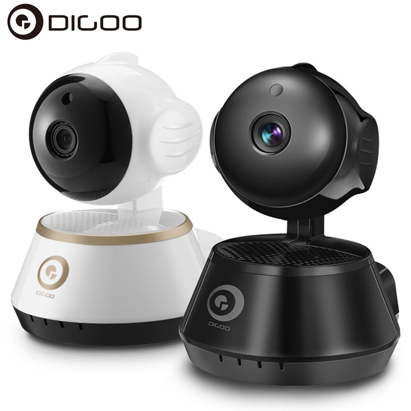 Digoo DG-M1X HD 960P Wired Wireless Wifi Pan/Tilt Night Vision Two Way Audio Smart Home Security IP Camera Onvif Monitor hd 960p wireless ip camera two way intercom pan