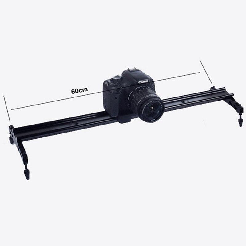 60 Portable Handrail : Cm mini camera video slr stabilizer axis silent