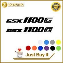 Decals Moto-Sticker SUZUKI for GSX 1100G Notebook-Luggage-Helmet Fairing Fuel-Tank-Wheels
