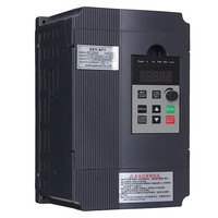 Universal Motor Speed PWM Control Inverters Single Phase Variable 2 2KW 3HP Frequency Inverter Drive Inverter