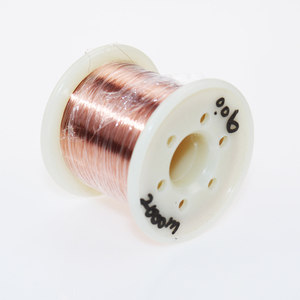 Image 4 - ChengHaoRan 0,06mm 2000m 4000m de alambre de cobre Alambre de poliuretano alambre esmaltado Qa 1 155 0,06 Mm X 2000mm X Meters/pc 8000m 10000m
