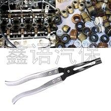 Car Engine Oil Valve Spring Clamp Plier Disassembly Stem Seal Gasket Pliers Remover
