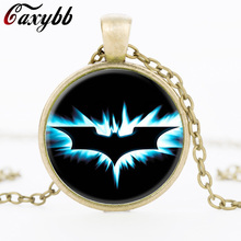 Batman Vintage Choker Pendant Necklace