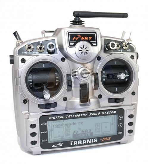 FrSky 2.4G Taranis X9D Plus + 16CH Telemetry Radio Transmitter (open source) | Plus Edition Remote w/ X8R / Radio Control Mode 2 free shipping frsky 2 4ghz accst taranis x9d plus digital telemetry transmitter radio system set receiver x8r neck strap adapter
