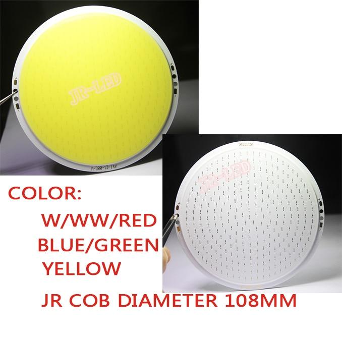 Pulsuz çatdırılma! 2 ədəd Dəyirmi COB Super Parlaq R-108mm 30W - LED işıqlandırma - Fotoqrafiya 2