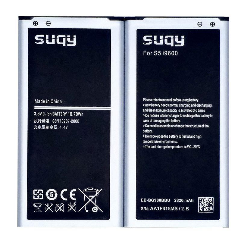 Wiederaufladbare Handy Akku für Samsung Galaxy S5 G900S G900H i9600 G870 G870A 9008 Watt 9006 Watt S 5 keine NFC Batterie Modelle EB-BG900BBC