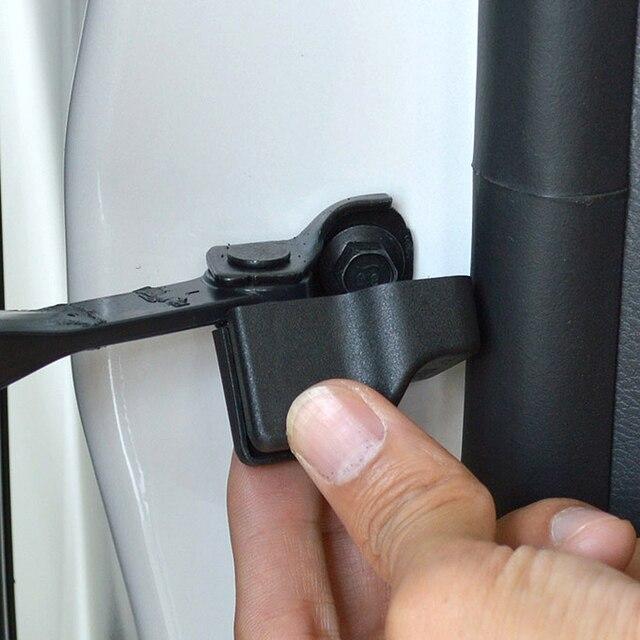 Автомобильный Стайлинг контрольный рычаг двери защитная крышка для Honda Crosstour Одиссея Город Fit Accord CRV XR-V Защитные чехлы для сидений, сшитые специально для Great Wall Hover H5 H6 H8