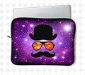 "starry sky  color soft neoprene laptop bag case notebook cover 13""15.6""15""17.3""17"" for macbook air / lenovo/hp"