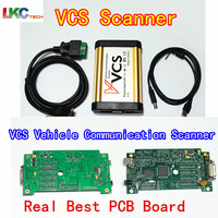 2017 DHL Free A Quality VCS Scanner Auto Vehicle Communication Scanner Interface Better Than TCS CDP