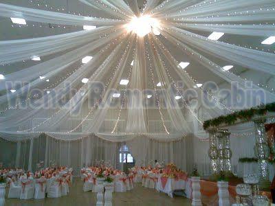 Online Get Cheap Wedding Ceiling Drapes Aliexpresscom