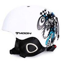 New Brand Ski Helmet Ultralight And Integrally Molded Professional Snowboard Helmet Men Skating Skateboard Helmet Multi