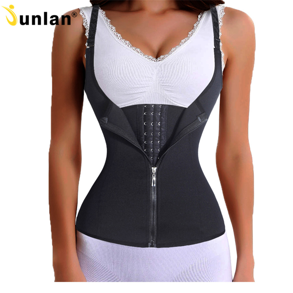 Strap Steel Boned Waist Trainer Slimming Belt Cincher Underbust Corsets Trimmer Underwear For Women Modeling Girdle