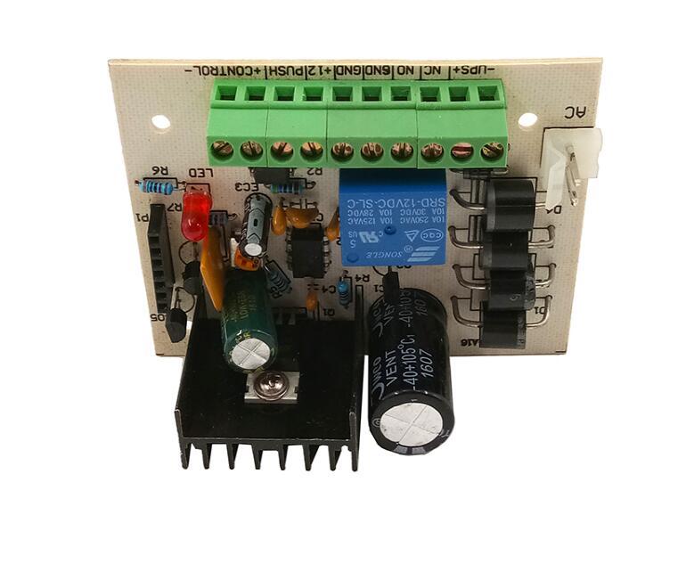 Circuito Ups : Lpseguridad 12 v 5a ups tarjeta de circuito módulo de controlador