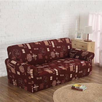 Surprising Floral Printed Sofa Cover Cloth Art Spandex Stretch Slipcover Slip Resistant Elastic Sofa Towel Corner Couch Cover Interior Design Ideas Gresisoteloinfo