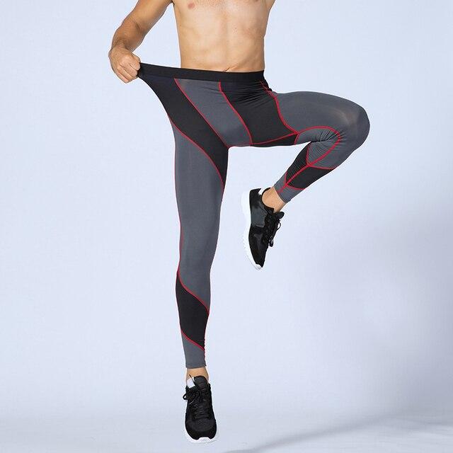 f954991782222 2018 New Quick Dry Sport Gym Running Training Pants Bodybuilding Sportswear pantalon  homme sport Sweat Trouser Jogging Pants Men