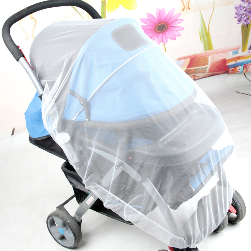 2019 New Infants Baby Stroller Mosquito Net Safe Insect