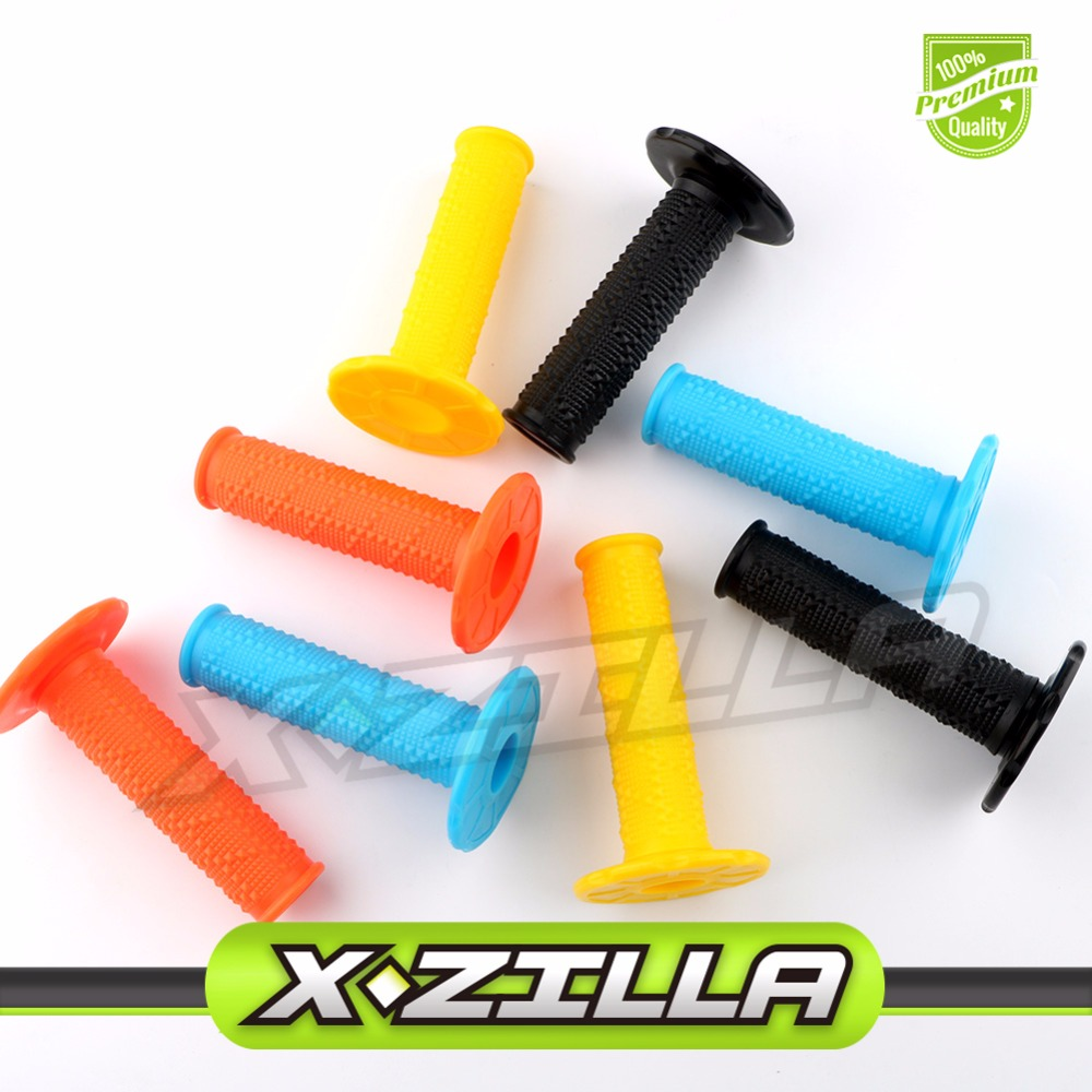 Handle Grip Pro taper Motorcycle High Quality Protaper Dirt Pit Bike Motocross 7/8 Handlebar Rubber Gel Hand Grips Brake Hands