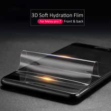 3D Hydrogel Film Screen Protector For Samsung Galaxy A8 2018 A8PLUS 2018 A9 PRO A3 A5 A7 2017 C9PRO C7PRO Film (Not Glass)
