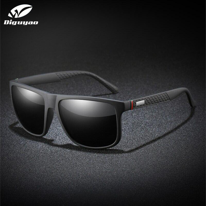Gafas de sol de diseño para hombre 2019 gafas polarizadas de alta calidad gafas de sol polarizadas para hombre okulary przeciws oneczne