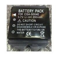 CGA-S004E pin lithium CGA S004E S004 Cho Panasonic DMW-BCB7/1B DMC-FX2-FX7 FX2 FX7 máy ảnh Kỹ Thuật Số Pin