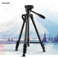 WeiFeng WF 3320A Professional photographic Camera Tripod micro SLR camera mobile phone portable bracket Photo Tripod CD50 T02