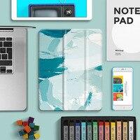 Akıllı kabuk case apple ipad air (ipad 5) için, Ultra Slim Hafif Standı (ile Akıllı Kapak Oto Wake/Uyku)