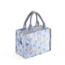 Fashion Insulated Thermal Cooler Lunch Box Picnic Case Carry Tote Storage Bag Lunch handbag цена и фото