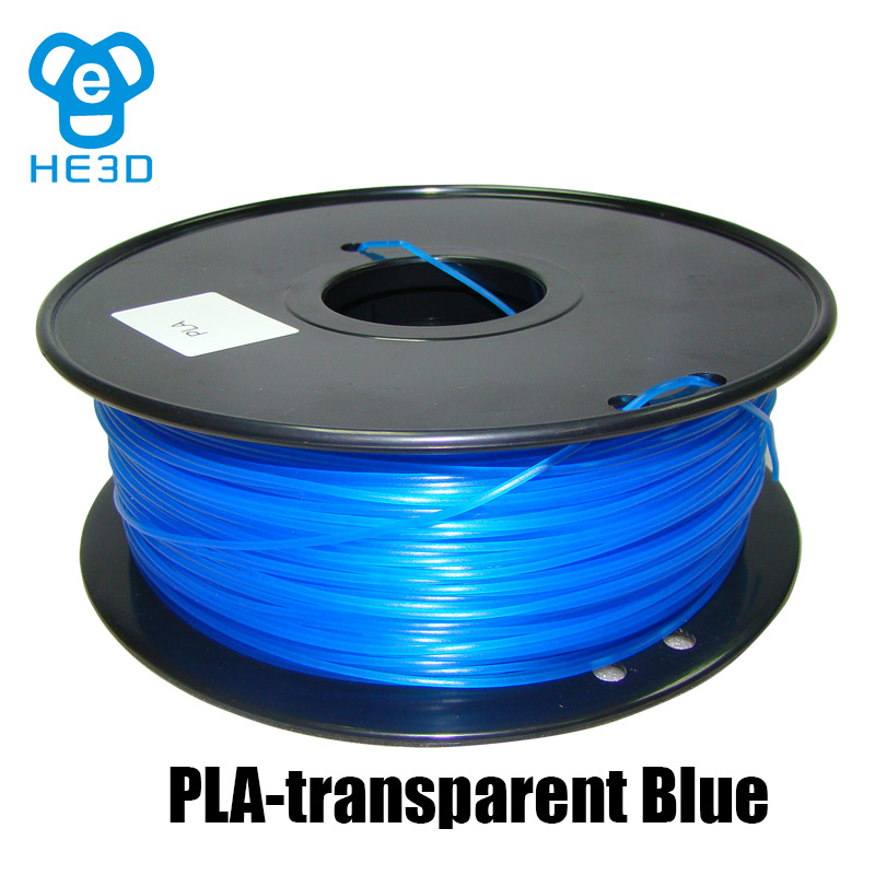 PLA-transparent Blue