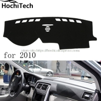 for mercedes benz benz b class B200 2010 dashboard mat Protective pad Shade Cushion Photophobism Pad car styling accessories