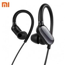 Original Xiaomi Mi Mini Sports Bluetooth Headset IPX4 Waterproof Sweatproof Earphone Ear Hook For Xiaomi 6 Xiao Mix 2S