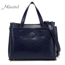2017 frauen Messenger Bags Handtasche Über Schulter Tote Crossbody Großen Verkauf Marke Sling Leder Schwarz Designer Weiblich Taschen Tasche