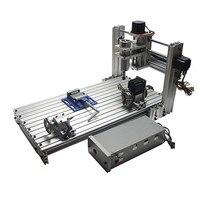 DIY ЧПУ 3060 металл гравировальный станок с ЧПУ гравировальный станок сверление машина 300*600 мм рабочий размер