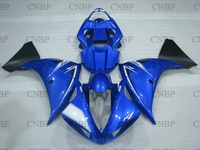 Full Body Kits for YAMAHA YZFR1 2009 Fairing Kits YZFR1 10 11 2009 2011 Blue Black Fairing YZF1000 R1 2009