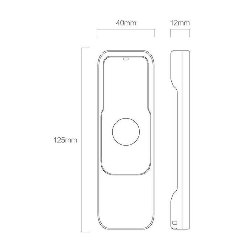 1 sztuk silikonowe pokrywa ochronna skóry rękaw z smycz pasek dla Apple TV 4th generacji dla Siri pilot zdalnego sterowania