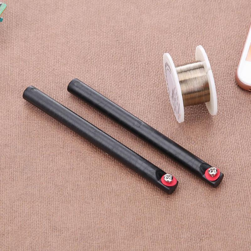 Image 2 - 3pcs/Set Separating Yarn Dissection Sticks Steel Wire Cutting Line Detach for LCD Screen Phone Repairing Tool Set 100m/328ft-in Tool Parts from Tools
