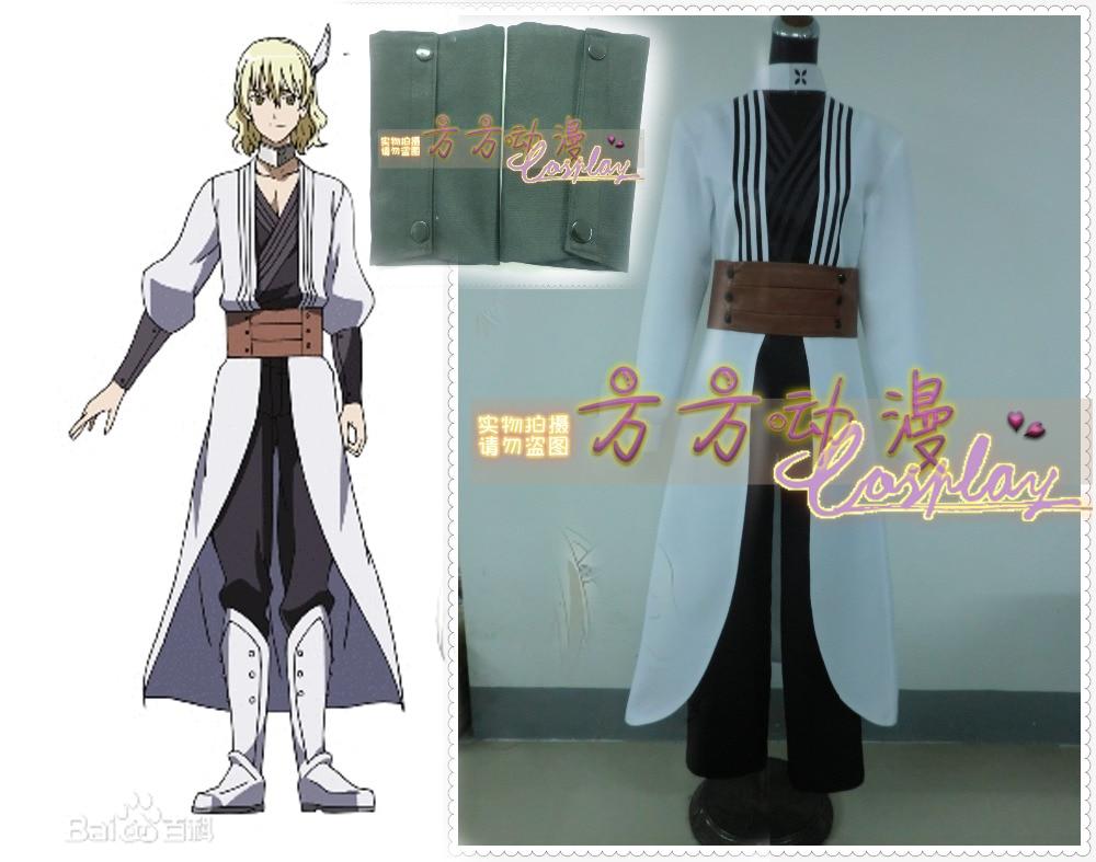 Anime Cosplay Costume Tops Basic Clothing Coat Pants Jacket Akame ga KILL